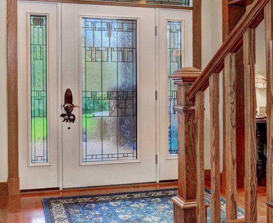 home door entrance